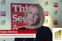 Charity video interviews: Battersea Dogs and Cats Home
