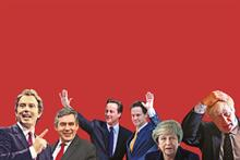From Blair to Boris: Has the insider track reached the end of the line?