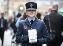 Poppy Appeal raised £780k from contactless donations this year