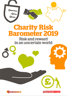 Charity Risk Barometer 2019: Risk and reward in an uncertain world
