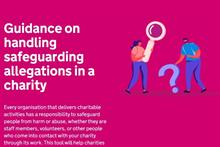 Government launches charity safeguarding portal