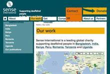 Site Visit: Sense International