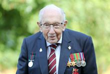 Major fundraising challenge launched in memory of Captain Sir Tom Moore