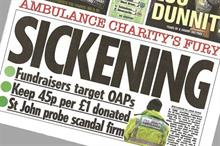 Fundraising Regulator will take no action against agency investigated by The Sun