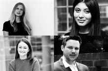Who are the 30 Under 30 entrants from health comms?