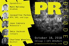 PRWeek embraces new ideas at Chicago conference