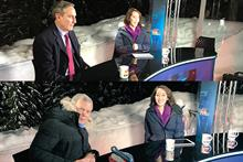 Davos: Sorrell and Edelman on education, lobbying and stakeholders