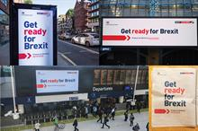 Government comms caught between a rock and a hard place with £100m Brexit campaign