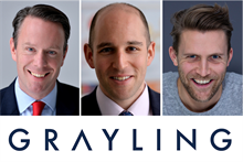 Grayling names UK managing director and expands practice lead remits to cover Europe
