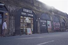 Brewdog-owned cider brand Hawkes gives away pints to highlight crop waste