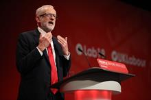 Public affairs pros react to Jeremy Corbyn's Labour Conference speech