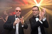 Flack at the PRWeek Awards: Rock god honours PR legend, balloon strife, Weber's masses