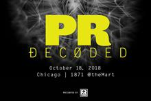 Jacqueline Parkes, CMO, EVP of digital studios at MTV, VH1, and Logo, joins PRDecoded lineup
