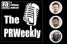 The PRWeekly Podcast: Ogilvy CEO moves to Weber | COVID & internal comms | Manifest's Obubo tackles racism report