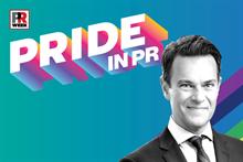 PRWeek Pride in PR: Brian Ellner