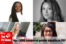 'We can't go back to what it was' - PRWeek podcast on COVID-19 and gender in PR