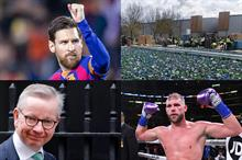 Tops and Flops of the Week: Barca, Lidl, Darroch, Spurs, Amey, Billy Joe Saunders and more