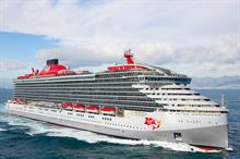 Virgin Voyages books agency for global brief