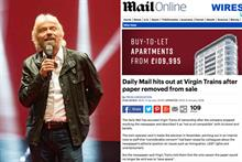 Was Virgin Trains crazy to pick a fight with the Mail? Comms experts analyse this week's big story