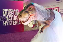 Museum of Natural Hysteria celebrates Bridezillas' return