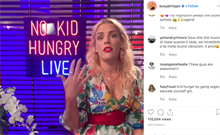 What happened when Busy Philipps hosted No Kid Hungry's live telethon
