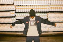 Inside the launch of Travis Scott's fast-selling spiked seltzer