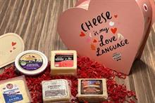 Move over, chocolate: 20k people entered contest to win heart-shaped box of cheese for Valentine's Day