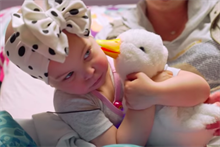 Inside 'Moments of Joy': Documentary shows how a robotic duck helps kids with cancer