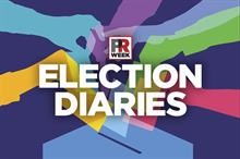 The Election Diaries: leaders deadlocked following debate and voters view them as 'weasel, fox, snake, or sloth'