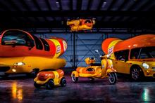 As Oscar Mayer's Wienerfleet expands, so do its hot dog sales