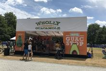 Wholly Guacamole creates Guac Stops in five cities