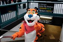 Kellogg's to reopen immersive cereal café in New York