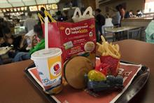 Breakfast Briefing: Omnicom results; McDonald's prepares healthier Happy Meals