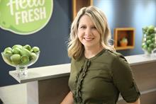 HelloFresh hires Nicole Messier-Marino as first North America comms head