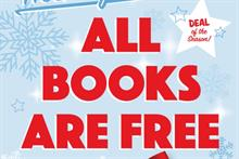 'All books are free': New York Public Library's retail deal spoof wins Black Friday