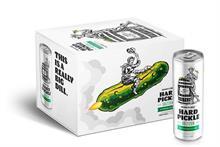 No longer an April Fools' joke: Pickle hard seltzer becomes reality following consumer demand