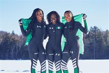 Under Armour launches branded content venture with Nigerian bobsledders