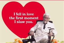 14 brands get mushy on Valentine's Day