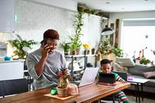 Working from home…with kids. How PR pros are juggling it