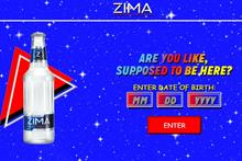 MillerCoors taps into '90s nostalgia for Zima relaunch