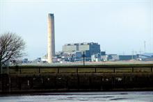 Slow progress at derelict coal mine