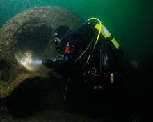 Forgotten wrecks of World War I
