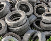 Rubber roads could cut pollution