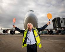 Sustainable aviation fuel takes off