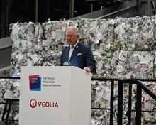 Royal call to arms on cutting waste