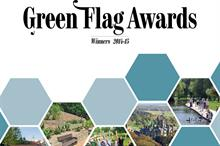 Record breaking year for Green Flag Award scheme