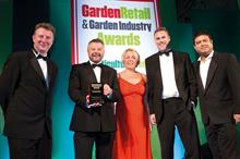 Garden Centre Outlet of the Year: turnover over £5m