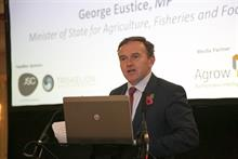 Eustice says healthy soil will be at heart of future agriculture policy