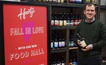 Tong Garden Centre new food hall set to open