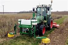Weed control - the James Hutton Institute aims to minimise demand for weed control